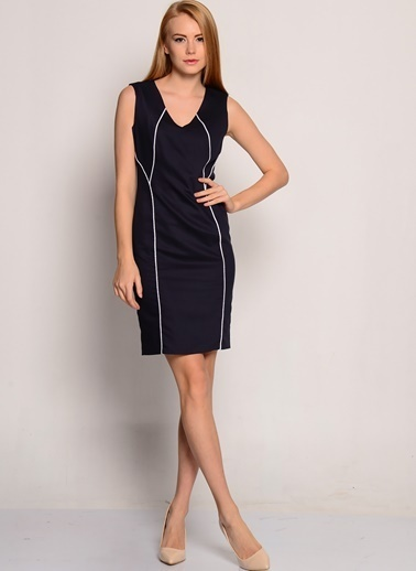 Fresh Company Fresh Company Lacivert Elbise Lacivert